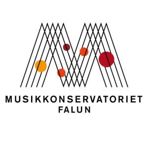 Musikkonservatoriet Faluns logga