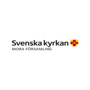 Svenska kyrkan Mora församlings logga