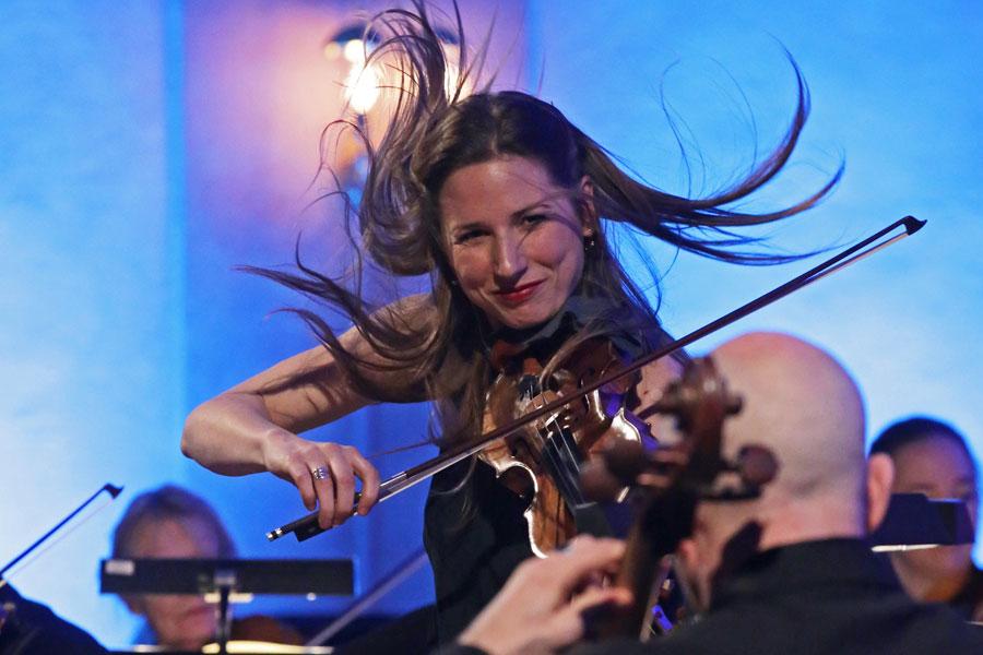 Rosanne Philippens med yvigt hår
